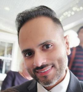 Dr. Amen Dhyllon, Founder TeslaGreen, Inc
